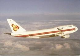 747 - 400 - THAI - 1946-....: Moderne