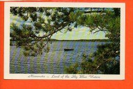 Minnesota - Land Of The Sky Blue Waters - Etats-Unis