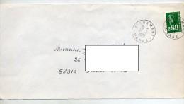 Devant De Lettre Cachet Cramant - Marcophilie (Lettres)