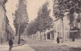 Saint Dizier,avenue République ,la Poste,plie Angle Gauche,rarre - Saint Dizier