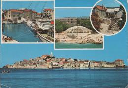 AK Primosten Gross Kap Zesto Capocesto Bei Sibenik Jugoslavija Jugoslawien Kroatien Croatia Hrvatska - Jugoslavia