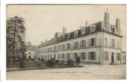 CPA BEAUMONT SUR OISE (Val D'Oise) - L'Hospice - Beaumont Sur Oise