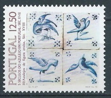 1983 PORTOGALLO MAIOLICHE MNH ** - G8-2 - 1910-... República