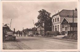 LOMMEL?  DOUANE GRENS BERGEYK Nederland/België  Café Barrière Fotokaart 1954 Re500 - Lommel