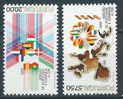 1986 PORTOGALLO EUROPA CEE MNH ** - G8 - 1910-... República