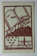 Ex Libris. Waldemar Da Cunha Porto. - Ex-libris
