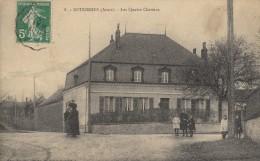 02 ROUGERIES Les Quatre Chemins - Autres Communes