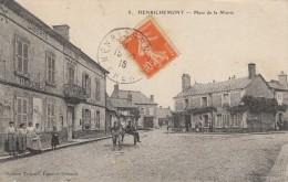 18 HENRICHEMONT Place De La Mairie - Henrichemont