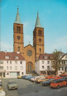 D-58332 Schwelm - Westfalen - Christuskirche - Cars - VW-Cabrio - Schwelm