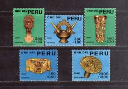 1966 - Peru - Chimu - MNH - Peru