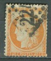 FRANCE 1870: YT 38, O - LIVRAISON GRATUITE A PARTIR DE 10 EUROS D'ACHATS - 1870 Siège De Paris