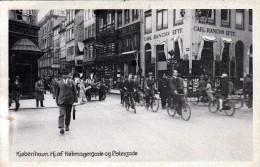 KJOBENHAVN, KJØBENHAVN, Hj.af Kobmagergade Og Ostergade, Belebte Geschäftsstrasse 1931, Sonderstempel - Dänemark