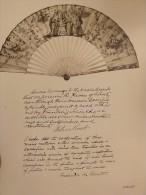 Planche MEMORIAL DES ALLIES 1914-1918. Bernard Naudin. 1926. (Signataire Américain)  FREDERICK H. GILLET. - Manuscrits