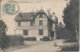 4457.  NEUVY-sur-BARANGEON (Cher). - Beauvoir - Other Municipalities