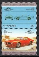 St. Vincent 1985 - Pontiac Auto Car MNH ** - St.Vincent (1979-...)