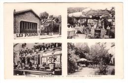 """77 - Barbizon - Hôtel """"Les Pléïades"""" - Vue D'ensemble - Multi-vues - Editeur: ? - Barbizon"""