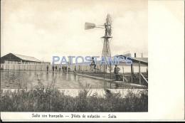 3746 ARGENTINA SALTA POOL PILETA DE NATACION SALTO CON TRAMPOLIN POSTAL POSTCARD - Argentinien