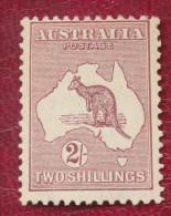 STAMP    MNH POSTFRISCH  NEUF SANS CHARNIERE   KANGERUH   AUSTRALIA - Unclassified