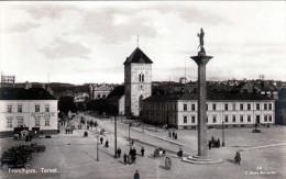 TRONDHJEM Torvet, 1925 - Norwegen