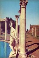 Tivoli - Villa Adriana - Statua Dell'amazzone Ferita - Formato Grande Viaggiata - Latina