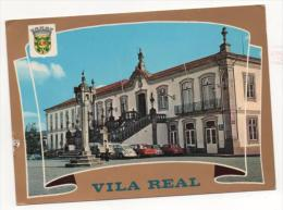 PORTUGAL- Vila Real - Pelourinho E Câmara Municipal - Vila Real