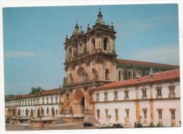 ORTUGAL- Alcobaça - Mosteiro Fundado Em 1152 Por D. Afonso I. - Leiria