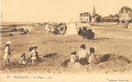 Houlgate (Calvados) - La Plage - Edition Delaplace - Carte LL N°21 Non Circulée - Houlgate