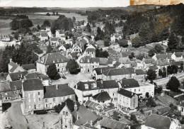 CPSM BUGEAT.  Vue Générale Aérienne Et Maison Familiale. 1970. - Unclassified