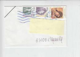 ITALIA  2004 - Lettera - Sassone 2711 -  Duccio Di Buoninsegna - Arte - Pittura - 6. 1946-.. Repubblica
