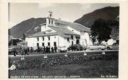 Réf : A-15-2854 :   COLOMBIE  IGLESIA DE SAN DIEGO RELIQUIA COLONIAL BAOGATA - Colombia
