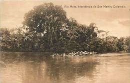 Réf : A-15-2858 :   COLOMBIE  RIO META INTENDENCIA DE SAN MARTIN - Colombia