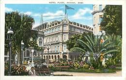 Réf : A-15-2863 :   CUBA  HOTEL PLAZA HAVANA - Cuba