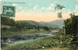 Réf : A-15-2866 :   CUBA   ON THE CAUTO RIVER - Cuba