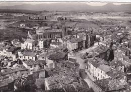 Roquebrune-sur-Argens - La Place Alfred Perrin - CAD - Roquebrune-sur-Argens