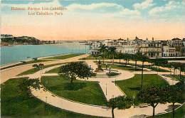 Réf : A-15-2872 :   CUBA   HABANA ( Plis) - Cuba