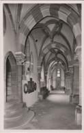 Bacharach - S/w Evangelische Peterskirche 1   Spendenkarte Baustein - Bacharach