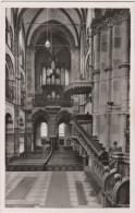 Bacharach - S/w Evangelische Peterskirche 2  Spendenkarte Baustein - Bacharach