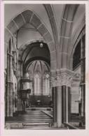 Bacharach - S/w Evangelische Peterskirche 3  Spendenkarte Baustein - Bacharach