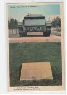 Antwerpen - Anvers - Antwerp - Cromwell Tank En Souvenir De La Liberation - Herrinerings Monument Bevrijding - 1948 - Antwerpen