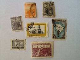 Argentine Republica Argentina - Collections, Lots & Séries