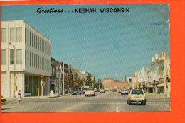 Greetings... NEENAH, WISCONSIN - Etats-Unis