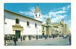 Cp, Colombie, Bogota, Iglesia De La Veracruz - Colombie