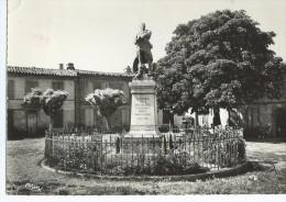 SALVAGNAC  ( 81 ) -   Le Monument Aux Morts   ( C.P.S.M.  , Gd  -  Ft  ) - Salvagnac