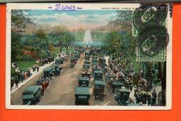 Saint LOUIS - Grand Drive , Forest Park St Louis - St Louis – Missouri