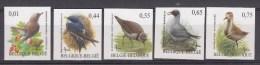 Nr 3264, 3266/3269 **, Ongetand, Non Dentelee, Cote = 250 € (X18660) - 1985-.. Oiseaux (Buzin)