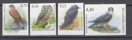 Nr 3609, 3624, 3625, 3751 **, Ongetand, Non Dentelee, Cote = 200 € (X18669) - 1985-.. Birds (Buzin)