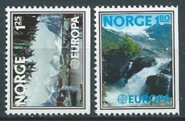 1977 NORVEGIA EUROPA MNH ** - G10 - Europa-CEPT