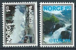 1977 NORVEGIA EUROPA MNH ** - G10-2 - Europa-CEPT