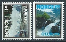 1977 NORVEGIA EUROPA MNH ** - G10-3 - 1977