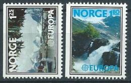 1977 NORVEGIA EUROPA MNH ** - G10-4 - Europa-CEPT